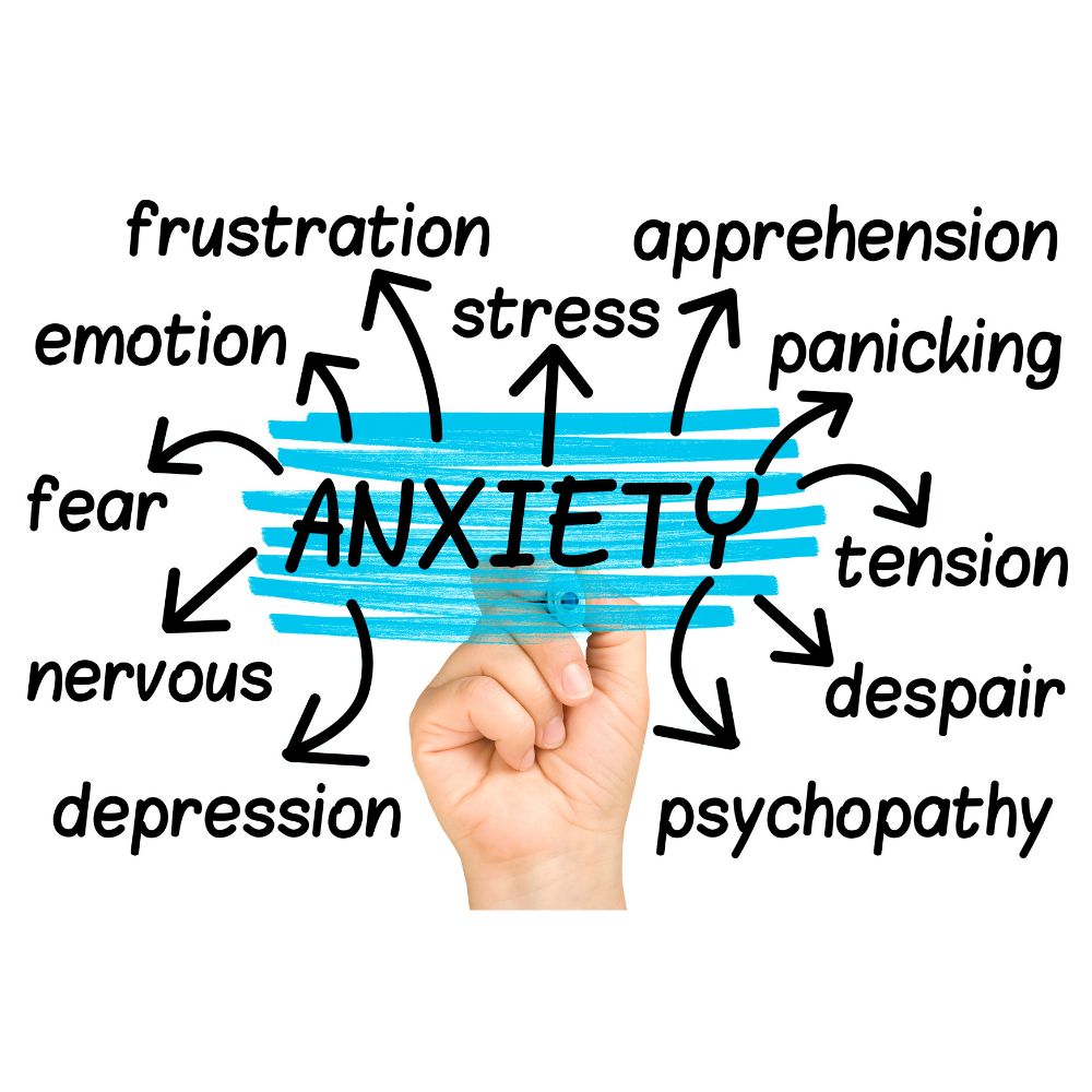 WHAT CAN I TAKE FOR ANXIETY?