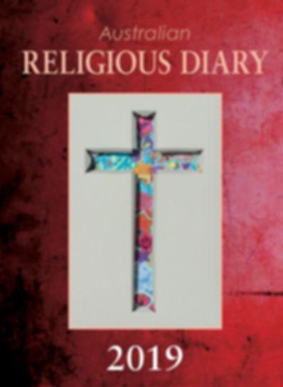 Australian Religious Diary 2019 Cover