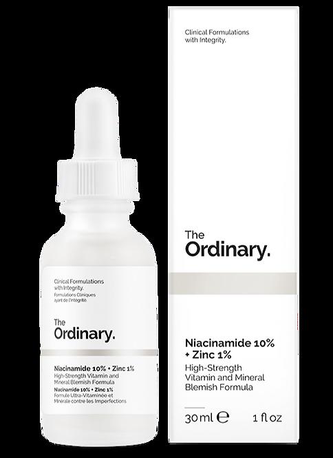 The Ordinary Niacinamide 10% + Zinc 1% - 30 ml