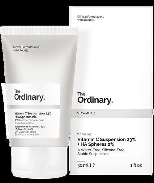 The Ordinary Vitamin C Suspension 23% + HA Spheres 30ml