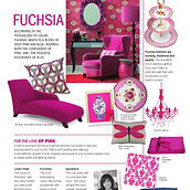 Moona Whitice, decor article in Abode Qatar
