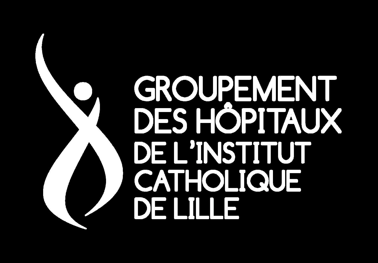 LOGO Groupement des hopitaux de l'instit