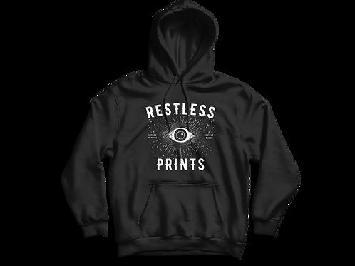 Restless Big Eye Hoodie