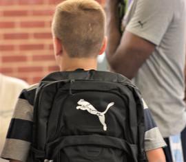 Waterman School Elementary Backpack Drive