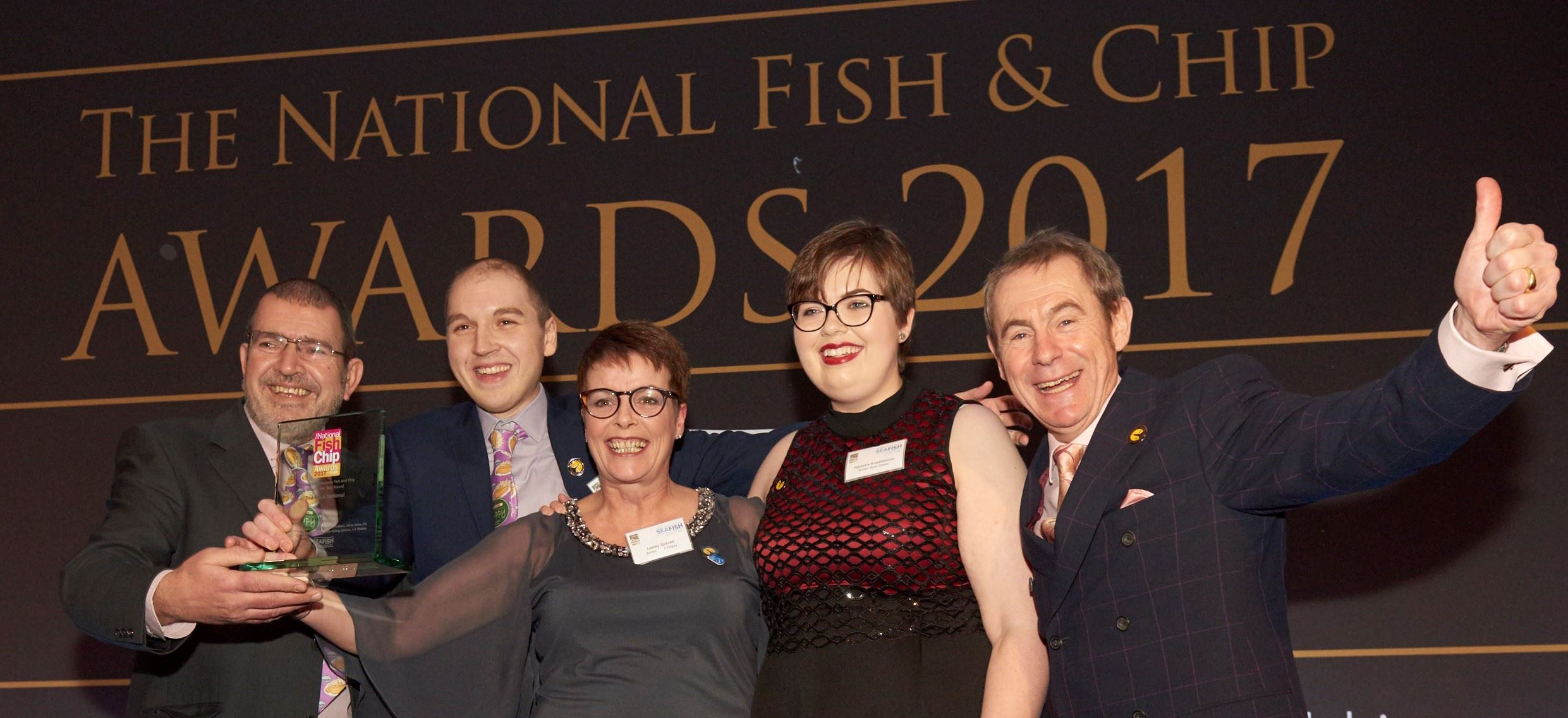 National Fish and Chip Awards 2017
