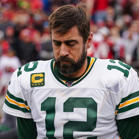 Are the packers done?