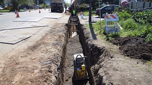 County of Alameda Underground Storm Project
