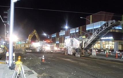 City of San Jose Reconstruction Project
