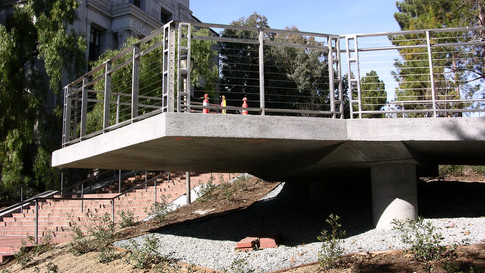 UC Berkeley Bechtel Hall Access