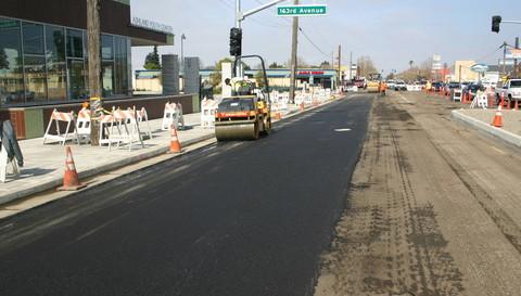 County of Alameda Traffic Signal Upgrades