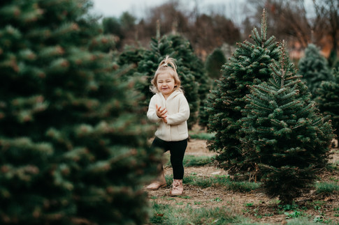 Christmas Child Photography