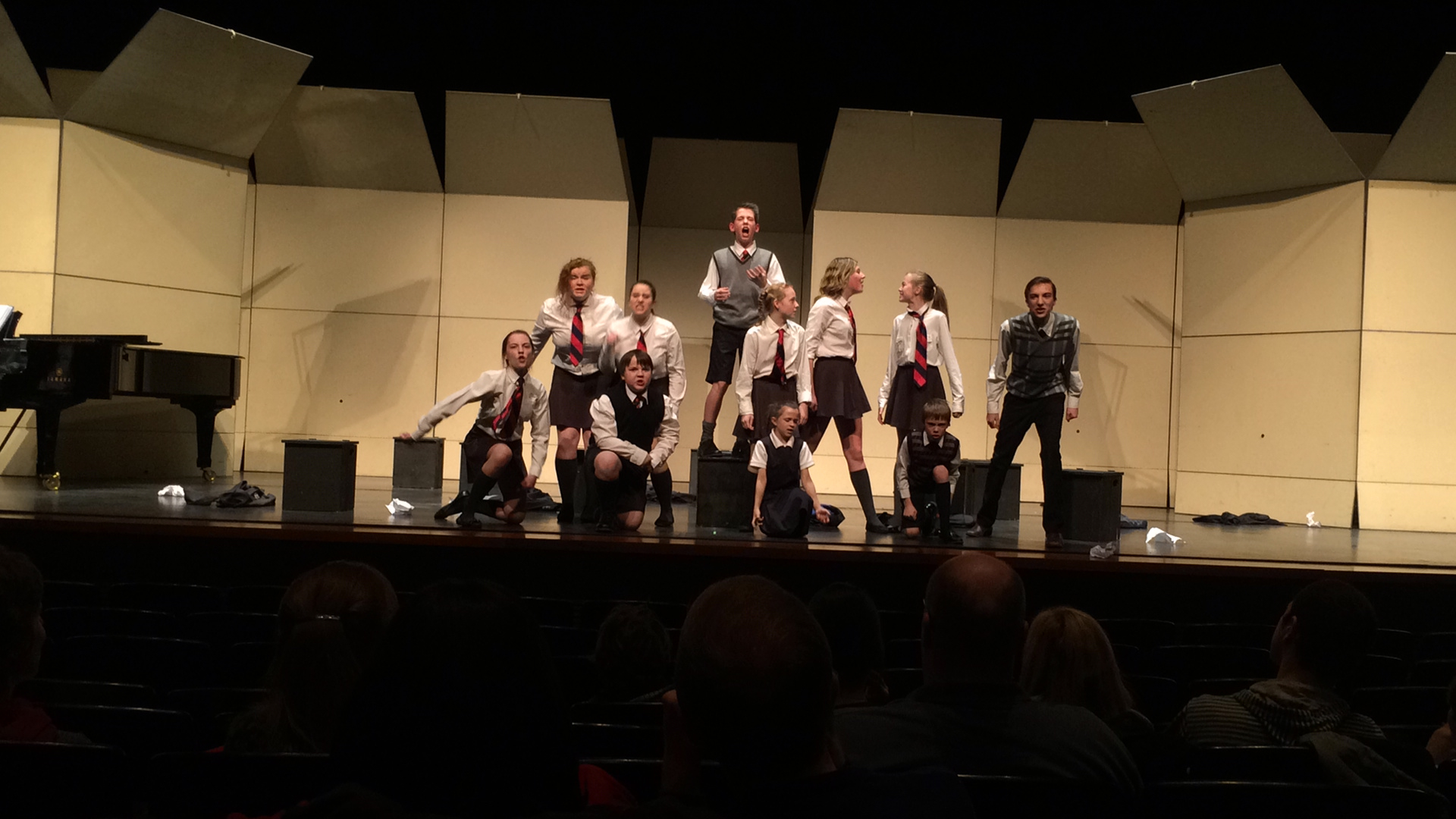 Kiwanis Musical Theatre 2014