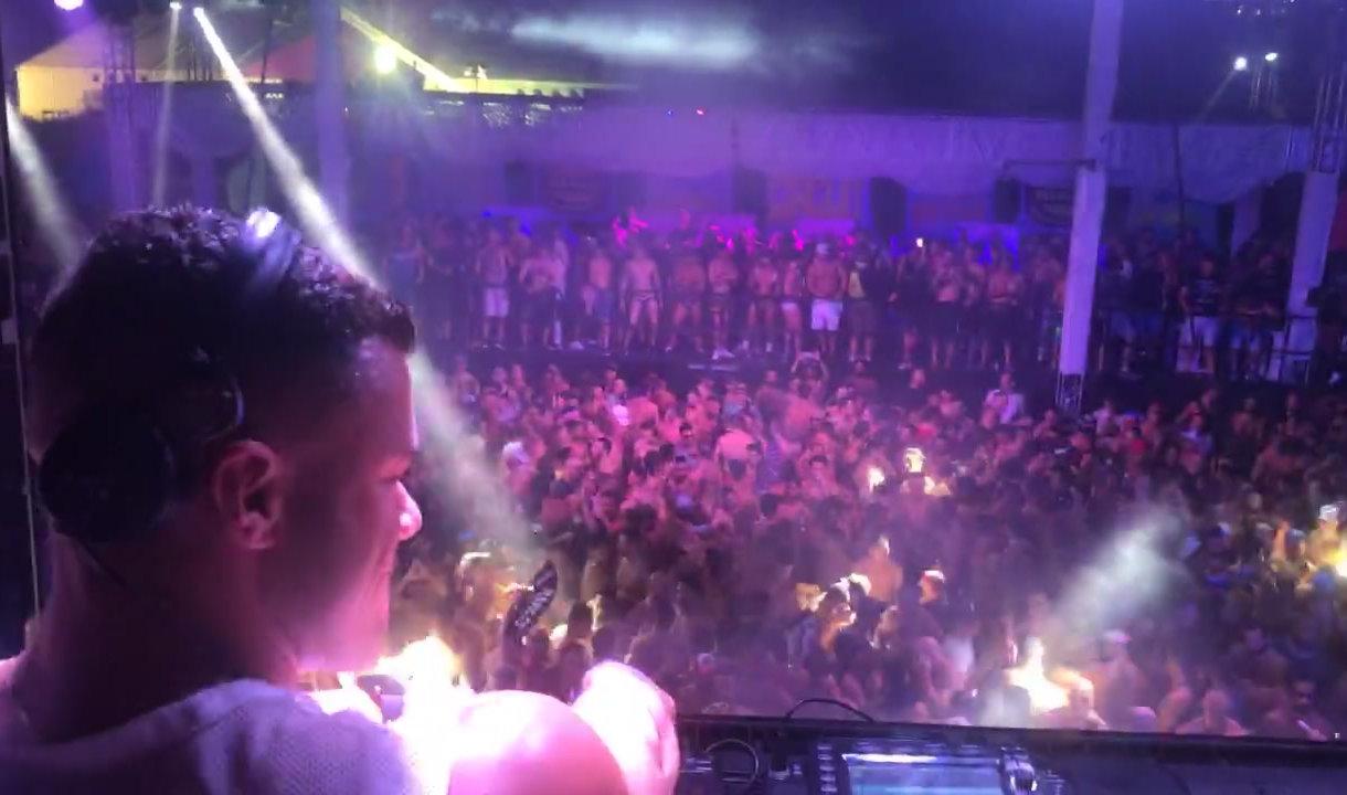 Dan Slater Circuit Festival Miami Le Leche'