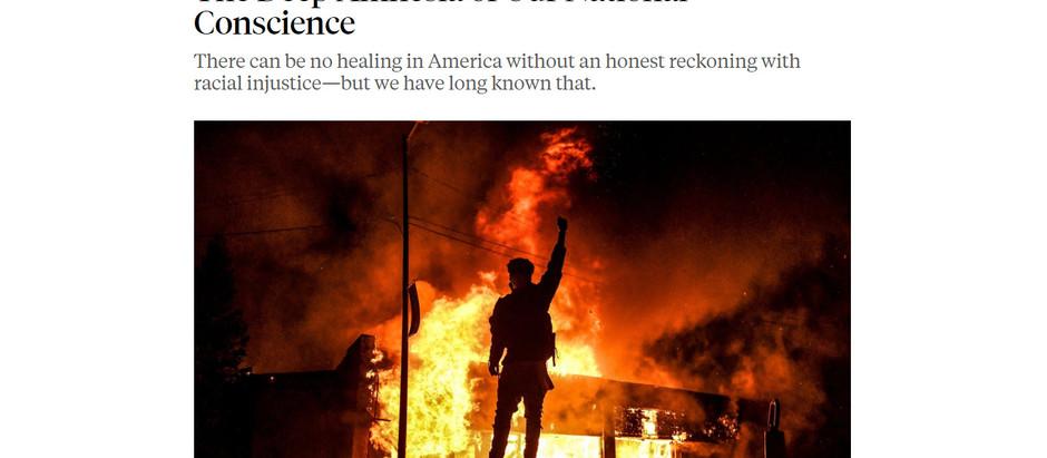 A profunda amnésia de nossa consciência nacional
