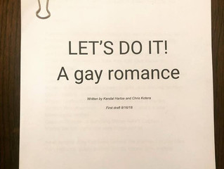 Let's Do It! a gay romance