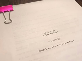 Second Draft Finished!