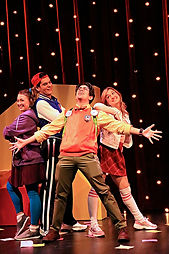 Mad Libs, Mad Libs Live, New World Stages, Theater for Young Audiences, TYA, Family Theater