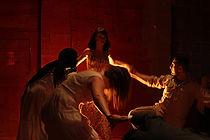 Trojan Women, Hangar Theatre, Drama League Fellowship, Euripides, Alexandra Silber