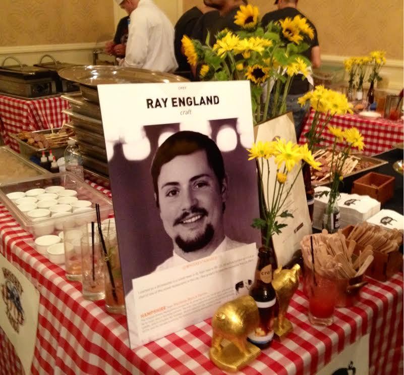 Chef Ray England