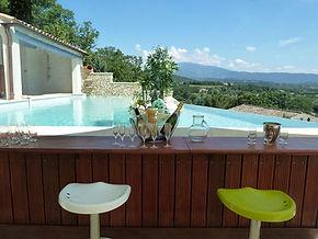 bar vue panoramique Mont-Ventoux Provence