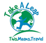 Take A Leap Travel Logo - Rhonda & Share
