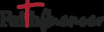 Faithfluencer logo - black - red cross.png