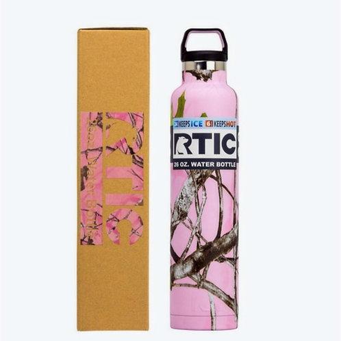 Botella de Agua Pink Camo 26oz Cod:1204