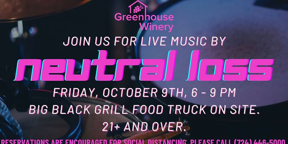Live Music by Neutral Loss
