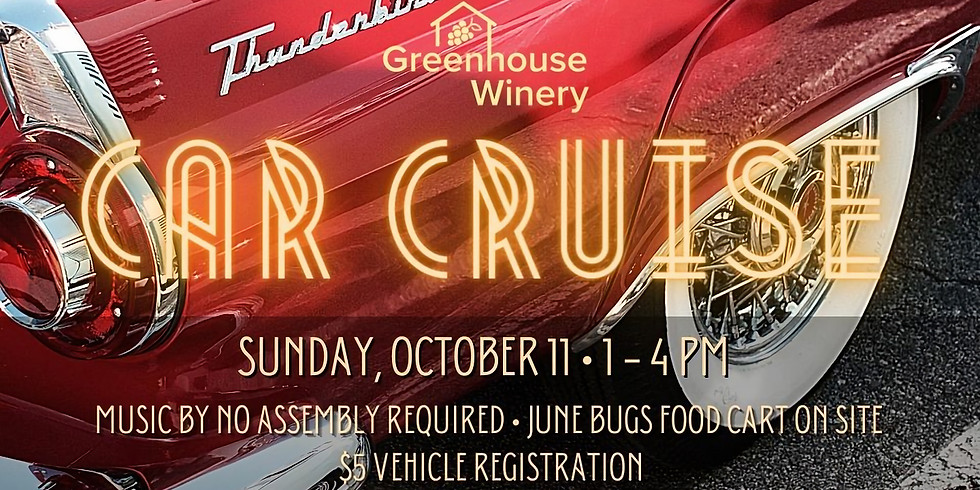 Fall Car Cruise