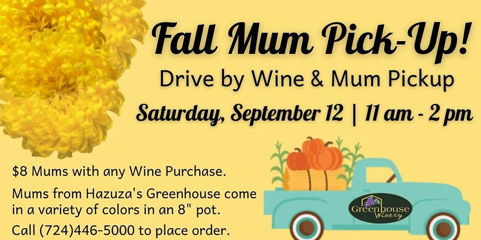 Fall Mum Pick-Up