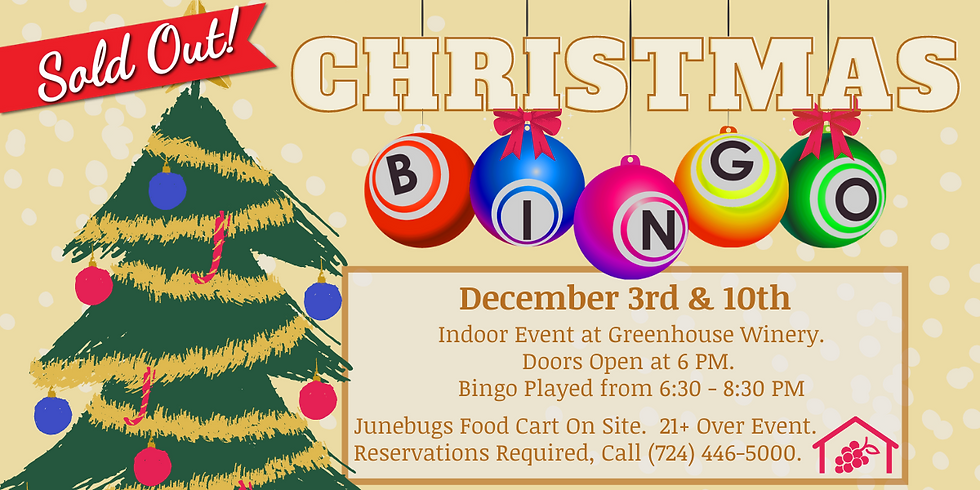 Christmas Bingo [FULL]