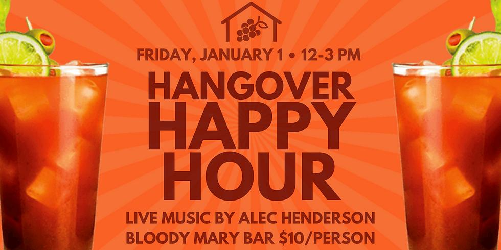 Hangover Happy Hour