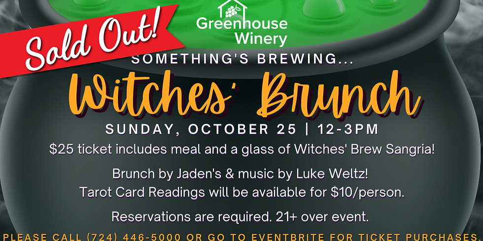 Witches' Brunch