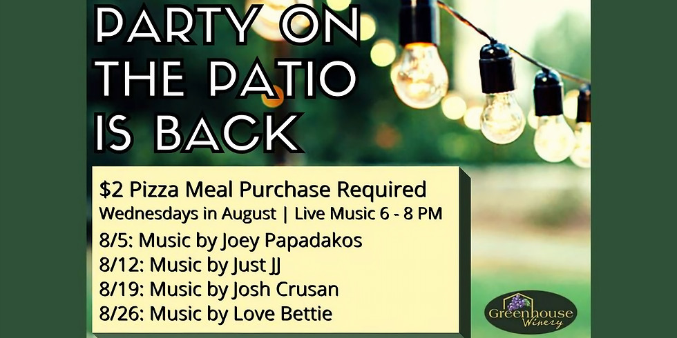 Party on the Patio with Lovebettie!