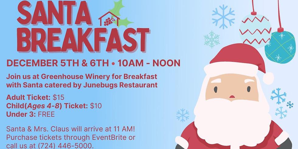 Santa Breakfast | Day 2