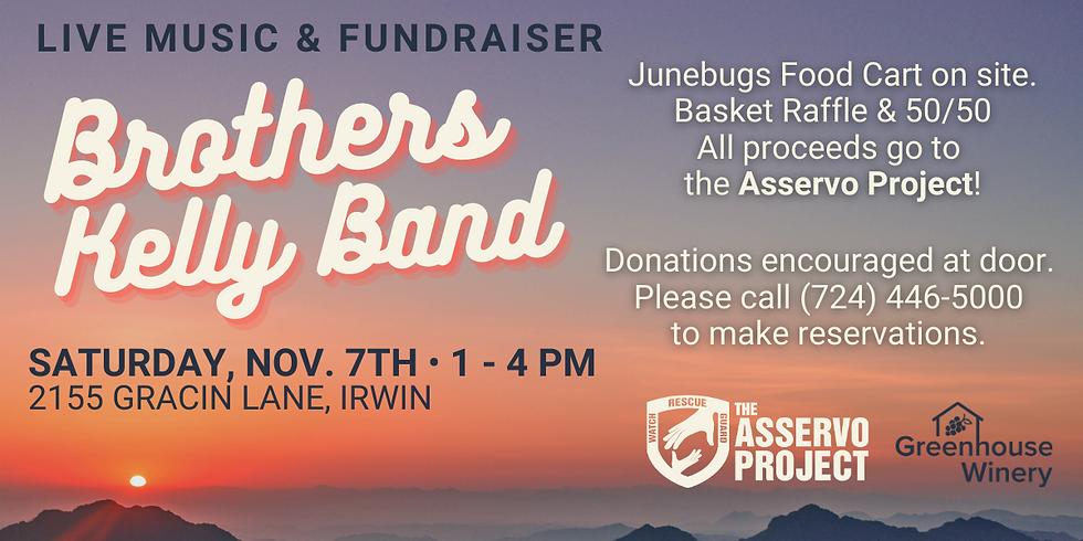 The Asservo Project Fundraiser