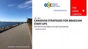 Canadian Strategies for Brazilian Startups