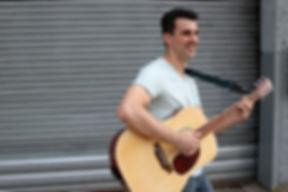 Handsome singer/songwriter