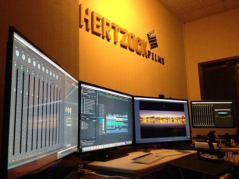 Post-editing studio LOUISIANA