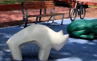 Mobilier urbain - Jeux enfants