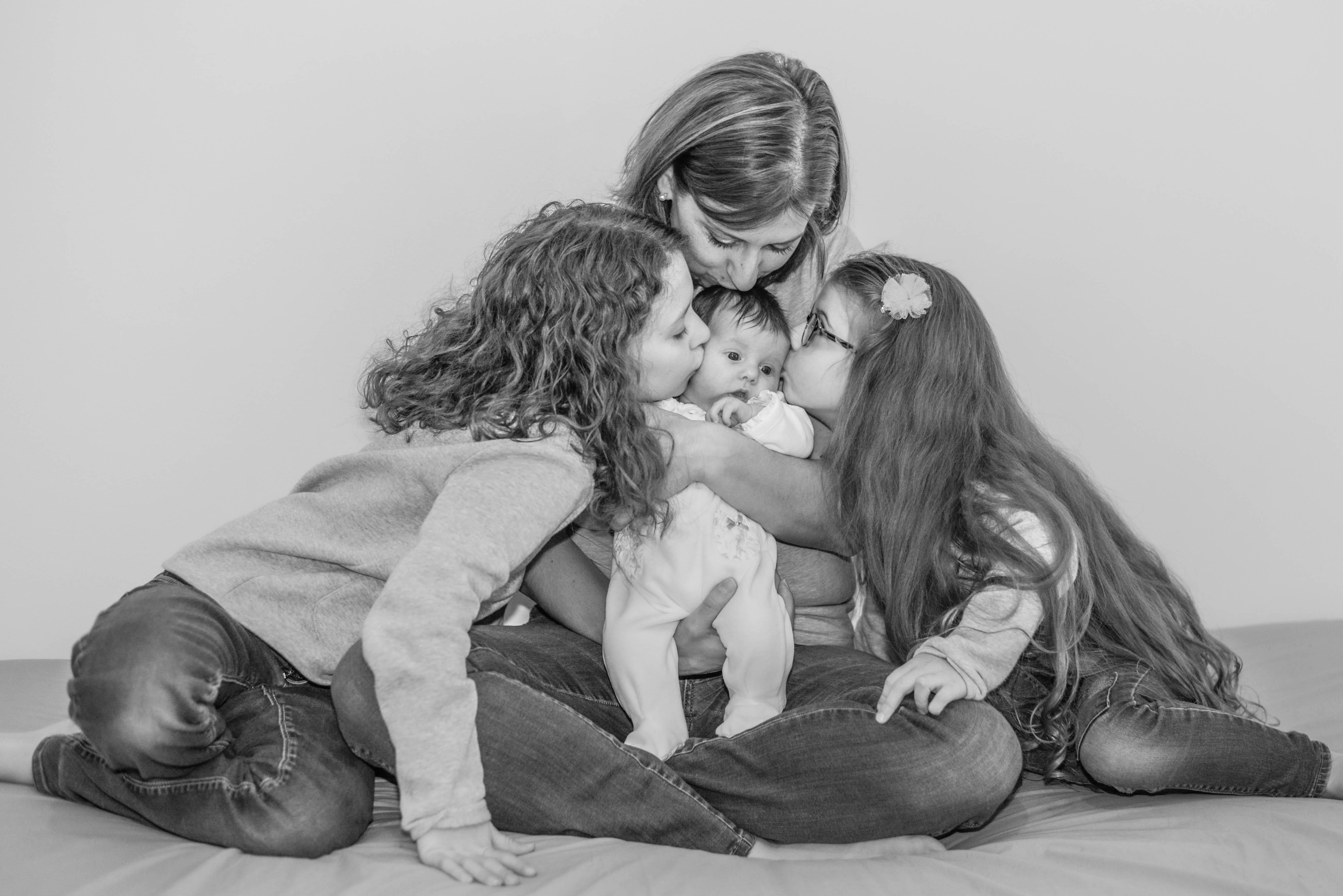 Séance Famille + Livre