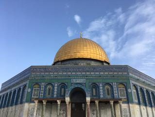 Day 11: Jerusalem