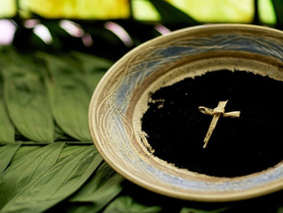 Ash Wednesday/First Sunday of Lent