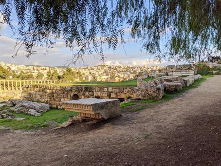 Day 5: Jerash, Jordan