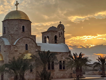 Day 7: Jordan: Mt. Nebo & Baptism Site