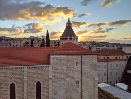 Day 4: Nazareth, Bir'am & Cana