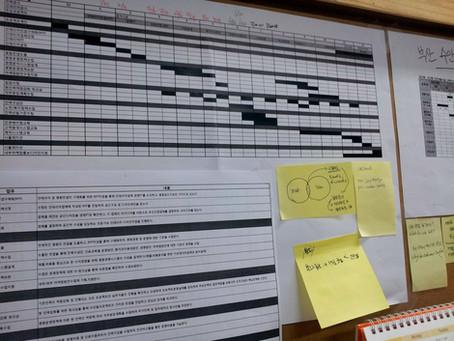 Der Zeitplan. Teil 3 des Bauherren-Leitfadens zu einer gelungenen Hausplanung
