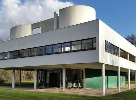 Ein Umbau der Villa Savoye