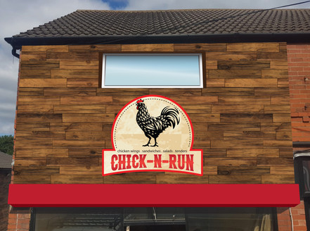 Chick n Run Mockup 3