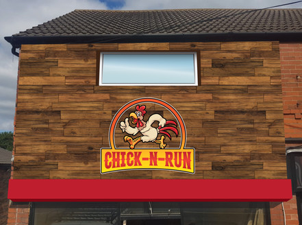 Chick n Run Mockup 1